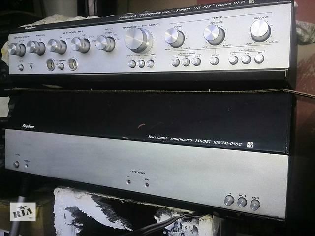 продам Корвет 100ум-048с+Корвет УП-028  бу в Днепре (Днепропетровске)