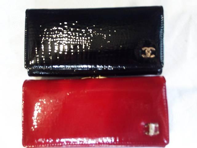 продам кошелек CHANEL горизонтальный женский идеальный подарок бу в Одессе