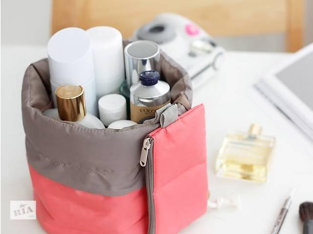 Косметичка-сумка женская. Вместительный дорожный органайзер.Подарок- объявление о продаже  в Виннице