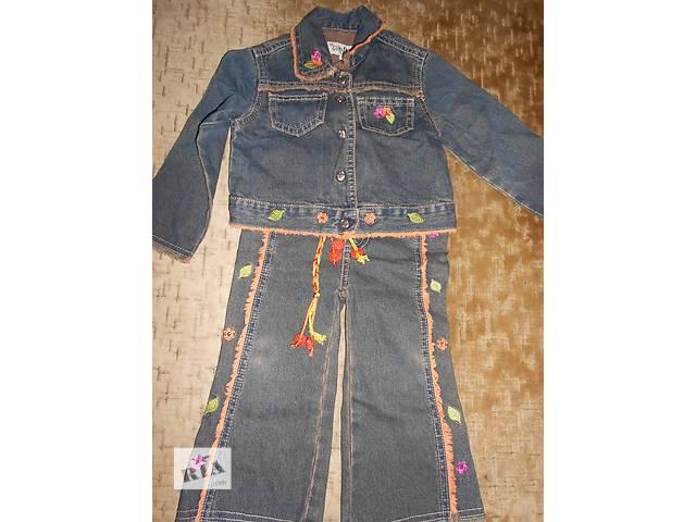 продам костюм джинсовый р 86 бу в Запорожье
