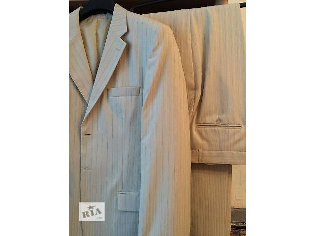 купить бу костюм мужской новый в Киеве