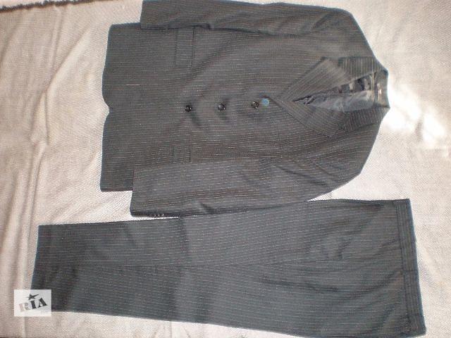 купить бу Костюм (пиджак+брюки) размер 48 производство Италия в Виннице