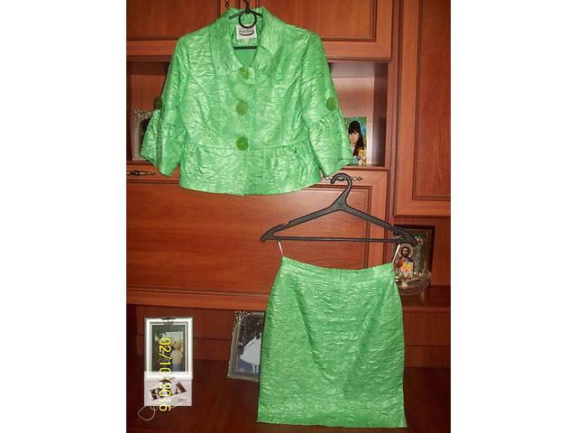 купить бу Костюм (пиджак+юбка) в Днепре (Днепропетровске)