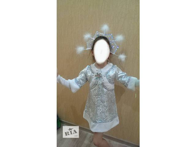 продам костюм снегурочка бу в Северодонецке