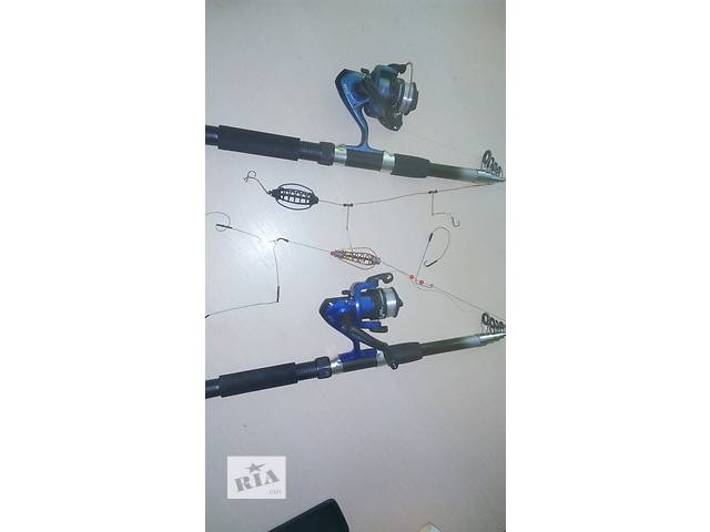 Косынка рыболовная 30мм в сборе- объявление о продаже  в Верхнеднепровске