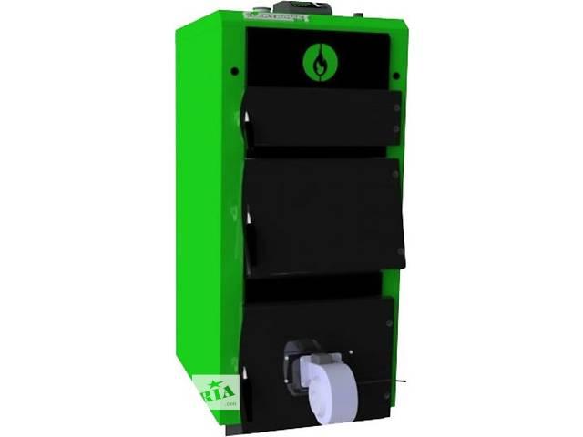 купить бу Котел Elektromet EKO-KWD 15 Plus с Рожпродаж твердотопливных котлов - на дрова и на уголь!! в Коломые