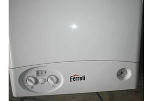 б/у Котли газові Ferroli