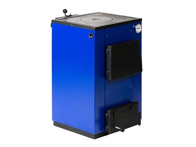 продам Котел на дровах (универсальный) МаксиТерм 12 кВт. бу в Сумах