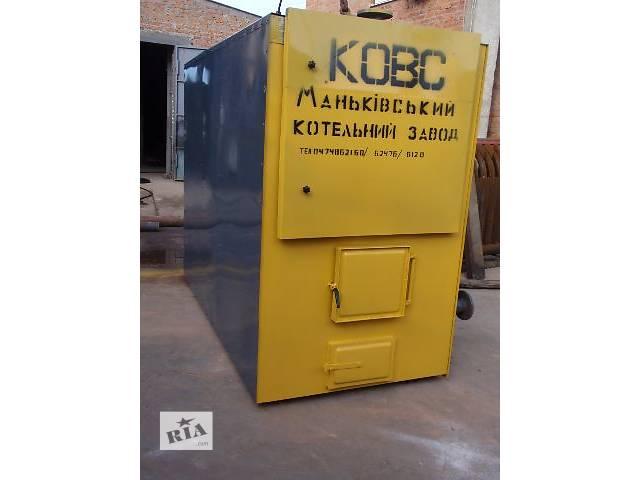 купить бу Котел твердопаливний 1000 кВт в Маньковке (Черкасской обл.)
