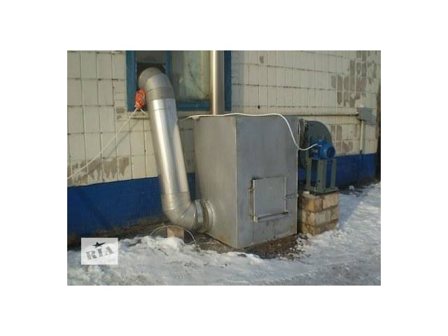 продам Котел воздушного отопления КFV-50 от производителя бу в Светловодске