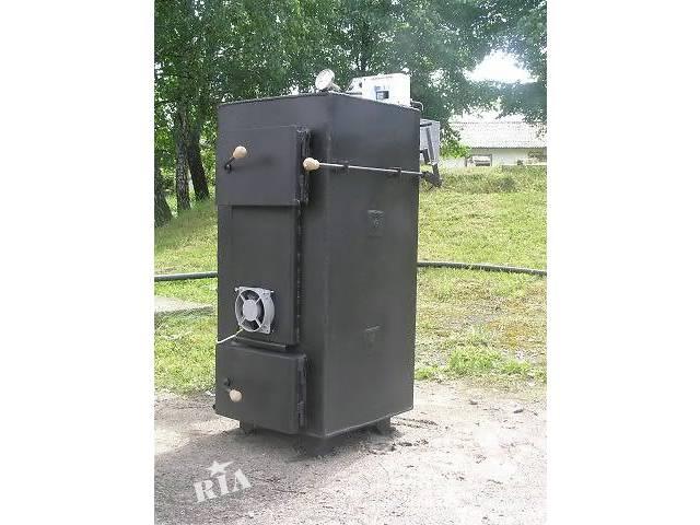 бу котел 12,5кВт пиролізний газогенераторний на дрова ПП Федина Я.В. в Каменке-Бугской