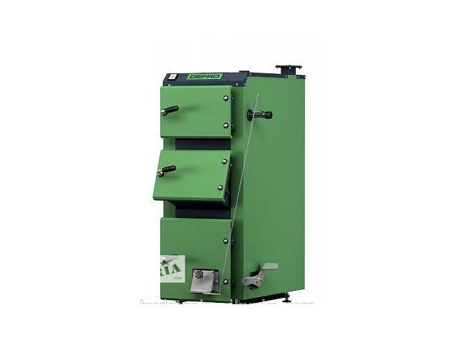 купить бу Котел твердотопливный Defro KDR 15 кВт,( Дефро КДР) в Фастове