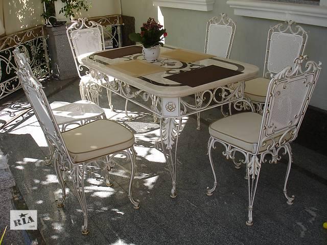 купить бу Кованая мебель под заказ Харьков в Дергачах