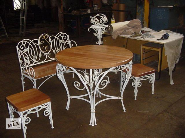 продам Кованая мебель по доступным ценам! бу  в Украине