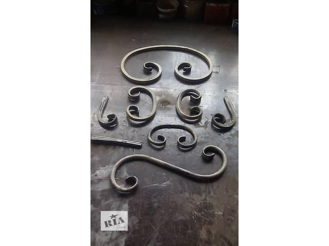 продам кованые элементы бу  в Украине
