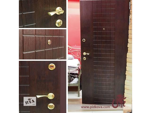 купить бу Кованые входные двери в дом в Харькове