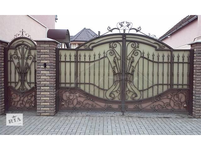 Кованые ворота делаем и устанавливаем под заказ- объявление о продаже  в Ужгороде