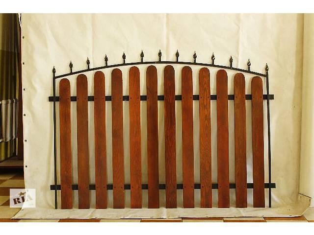 Ковка,ограда,забор,перила,оконные решетки,скамейки,секции,калитки,балконы,урны,уличные фонари,вольери,клетки,конуры- объявление о продаже  в Ковеле