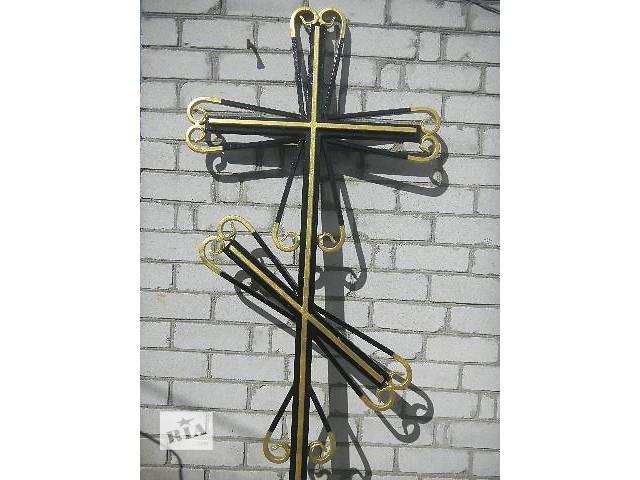 продам Ковка, кованый крест. бу  в Украине