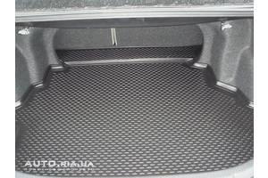 Ковры багажника Toyota Avensis