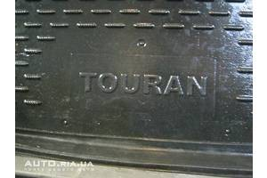 Ковры багажника Volkswagen Touran