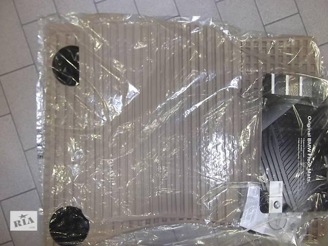 продам Коврики оригинальные задние для BMW X6 (E71) резиновые бежевые бу в Одессе