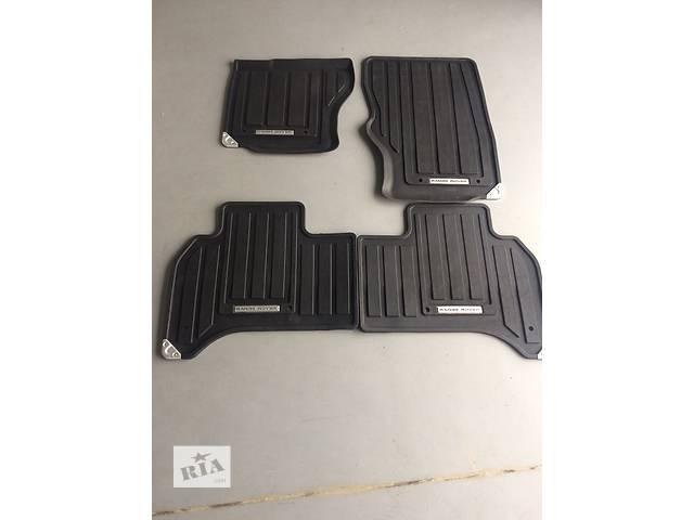 продам коврики резиновые оригинальные на Range Rover бу в Житомире