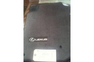 Новые Ковры салона Lexus GX