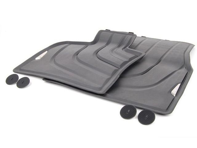 бу Коврики оригинальные для BMW X5 (F15) X6(F16) передние резиновые черные в Одессе