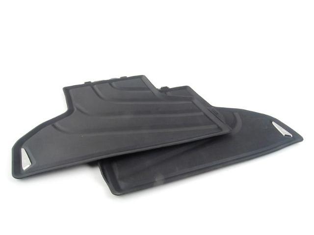 купить бу Коврики оригинальные для BMW X5 (F15) задние резиновые черные в Одессе