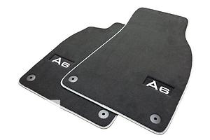 Новые Ковры салона Audi A6