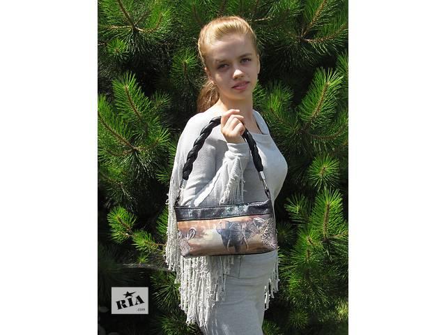 купить бу Кожаная сумка  в Днепре (Днепропетровске)