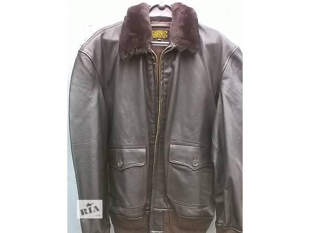 купить бу Кожанная куртка ВВС США в Кропивницком (Кировограде)