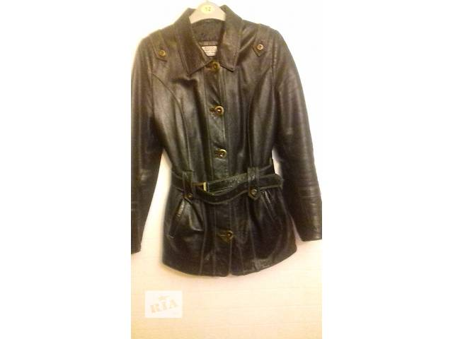 Кожанная курточка - объявление о продаже  в Ужгороде