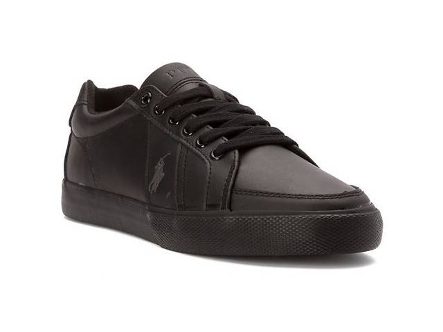продам Кожанные кроссовки polo ralph lauren hugh leather оригинал из сша бу в Днепре (Днепропетровск)