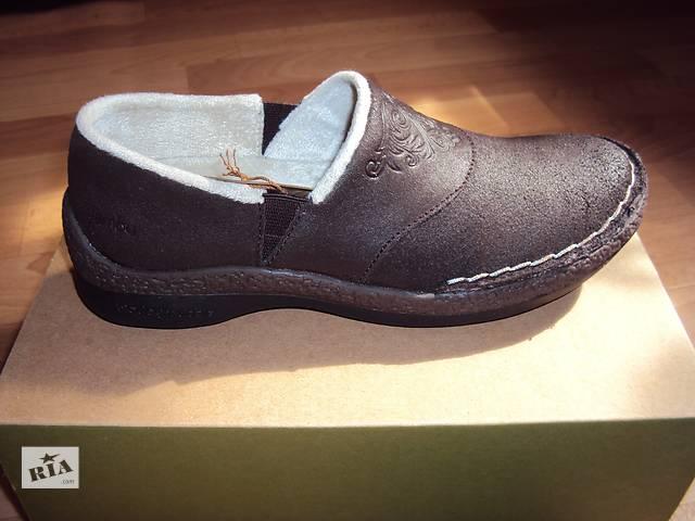 купить бу Кожанные туфли Jambu Ruby 36-36,5 Оригинал в Киеве
