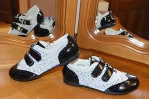 Дитячі туфлі для дівчаток Шалунішка