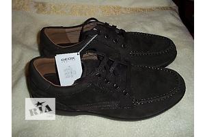 Новые Мужские туфли Geox