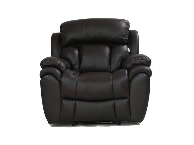 Кожаное кресло Boston с функцией релаксации (реклайнер) в наличии- объявление о продаже  в Киеве