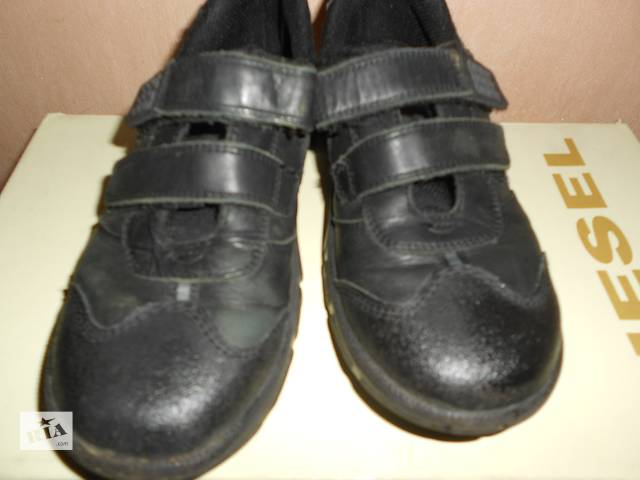 продам Кожаные английские туфли, бренд Тoby Wright, Euro 33f, стелька 21 см бу в Николаеве