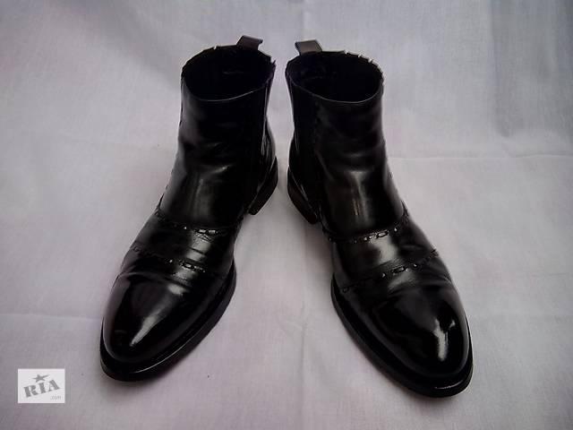 купить бу Кожаные ботинки braska в Днепре (Днепропетровск)