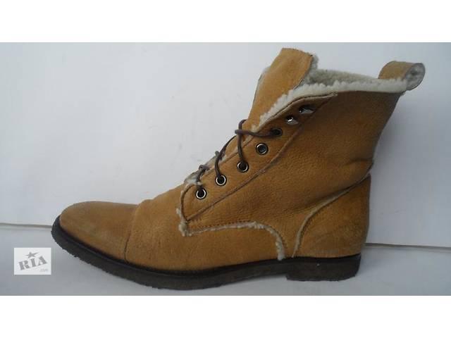 бу Кожаные ботинки от ferry на узкую ножку.размер 38-39 италия в Калуше