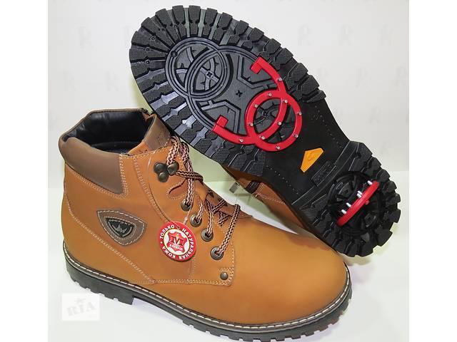 Кожаные ботинки-зимоходы с ОС System Tipper МИДА- объявление о продаже  в Черкассах
