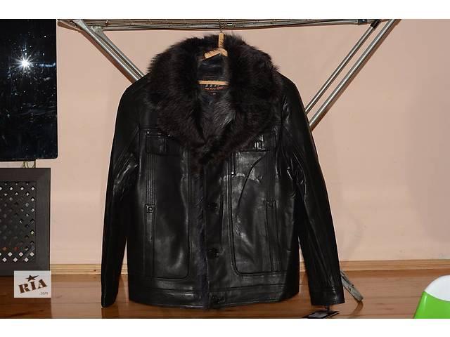 купить бу кожаные куртки енот в Симферополе