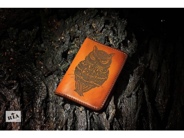 продам Кожаные обложки на паспорт ручная работа бу в Харькове
