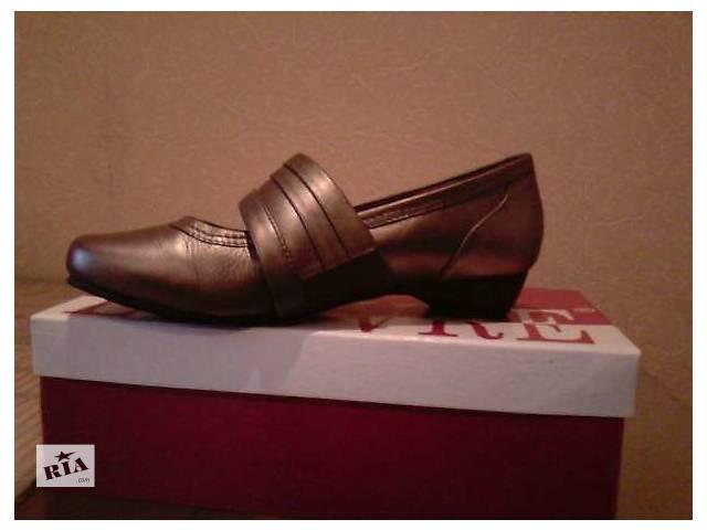 купить бу Кожаные туфли в Сумах