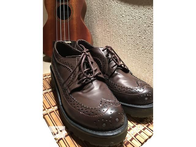 продам Кожаные туфли бу в Днепре (Днепропетровск)