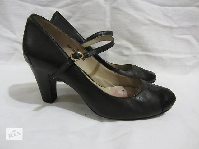 бу Кожаные туфли в Чернигове