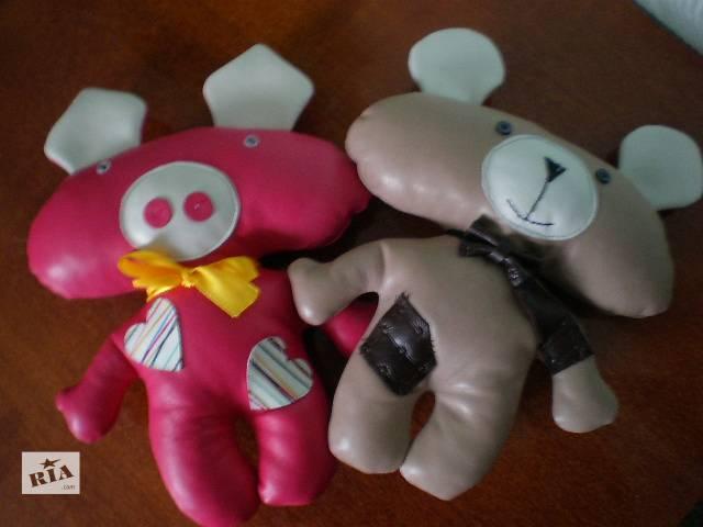 купить бу Кожаные игрушки ручной работы  в Харькове
