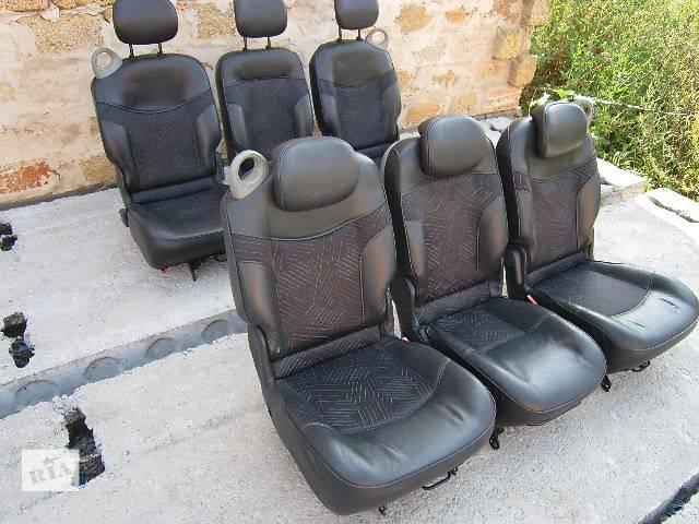 Кожаные сиденья на Peugeot, Fiat, Citroen, Renault, Ford, Volkswagen- объявление о продаже  в Киеве